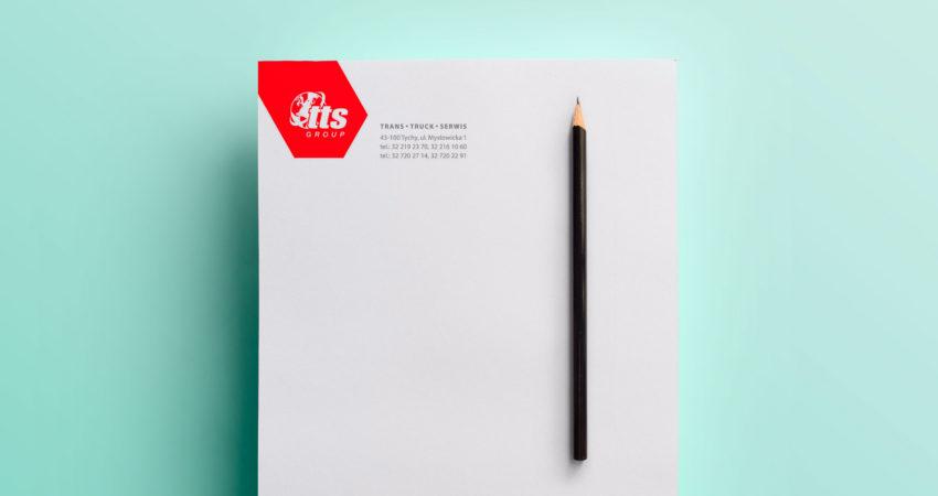 Papier firmowy – TTS Group