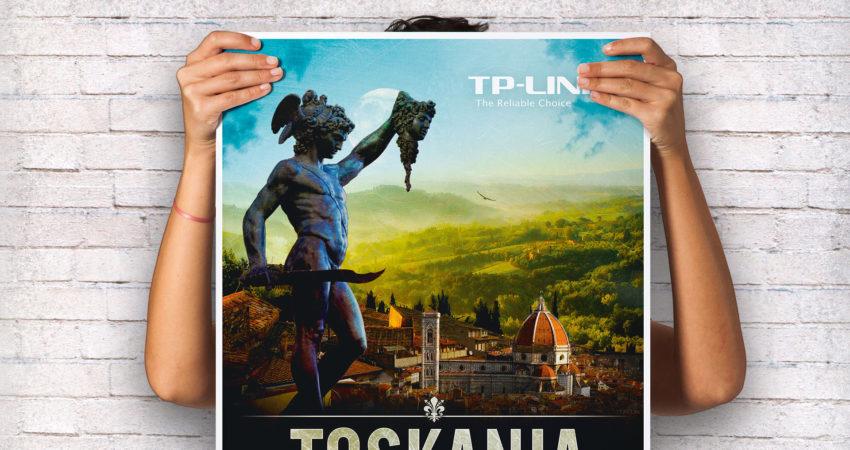 Toskania in vino veritas – TP-Link