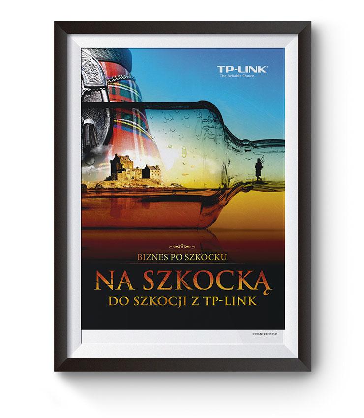poster szkocja